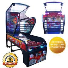 Crazy Dunkers Indoor Basketball Arcade MacHine-écran HD-NEUF - 2018
