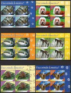 #455 - San Marino - Animale domestico in quartina, 2009 - Nuovi (** MNH)