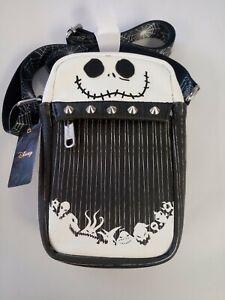 Buckle down Disney Nightmare Before Christmas Crossbody Bag jack skellington