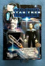 Lt. Commander Data Star Trek First Contact Unpunched 6 Inch Figure Playmates