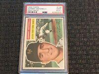 1956 Topps #138 Johnny Antonelli Giants PSA 9 (OC)
