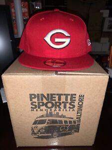 Greeneville Reds MiLB New Era Home 59Fifty Cap Hat Mens Size 7 5/8 Cincinnati