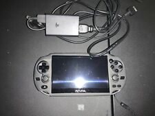 sony ps vita pch-1101  With 5 Games Used