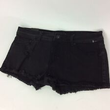 LOVEsick Jean Shorts Juniors Size 13 Black Distressed Destroyed New The Short