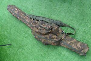 Fox Camolite 12ft Tri-Sleeve 3 Rod Holdall Carp Fishing