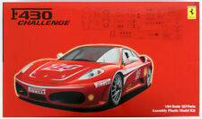 Ferrari F430 Challenge 1:24 Plastic Model Kit FUJIMI