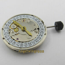 Shanghai 2824 date automatic mechanical gold movement Replacement for ETA 2824