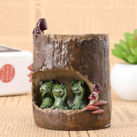 Succulent Pot Plants Planter Bonsai Flower Holder for Home Garden Office