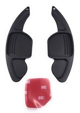 DSG Schaltwippen Shift Paddle TYP A für Seat Leon 5F, auch Cupra eloxiert black