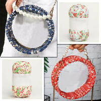 100g Colour Gradient Chunky Yarn 6 Ply Cotton Hand Knitting Crochet Wool Yarns