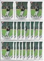 2014 Bowman Draft Tim Anderson (20) Card Bulk Paper Lot White Sox #TP-47