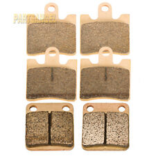 New listing Front Rear Sintered Brake Pads For 2006-2011 2010 2007 2008 2009 Daelim S1-125