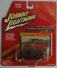 Johnny Lightning – VW Concept Microbus bordeaux Neu/OVP
