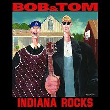Bob and Tom Indiana Rocks 2002 2 CD set Q95 comedy NEW!