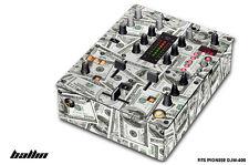 Skin Decal Wrap for PIONEER DJM-400 DJ Mixer CD Pro Audio DJM400 Parts - BALLIN