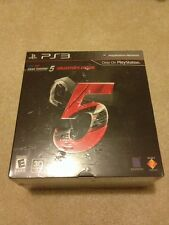 New Sealed Gran Turismo 5 (Collector's Edition)  (Sony Playstation 3, 2010) Ps3