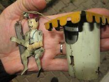 3 pieces originales pour LEHMANN LE MEUNIER  jouet ancien