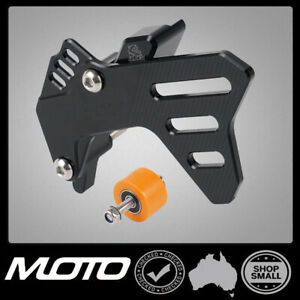 CNC Case Saver Sprocket Drive Chain Cover For KTM 250 300 SX EXC TPI XC XC-W TPI