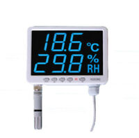 Digital LCD Thermometer Humidity Sensor Temperature Humidity Meter Indoor Home