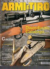 ARMI E TIRO N°11/2004 MUNIZIONI .300 MAGNUM ANZI ULTRA ROTH STEYR 1907 CAL 8MM