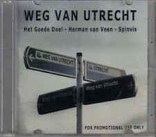 Het Goede Doel Herman Van Veen Spinvis-Weg Van Utrecht Promo cd single