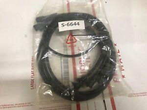 J0930456 Spark Plug Wires Set of 4 New for Jeep CJ5 Willys CJ6 CJ3 CJ5A CJ6A