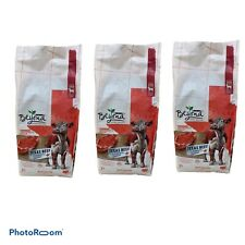 3 Bags Of Purina Beyond Grain Free Natural High Protein Dry Dog Food Texas Beef.