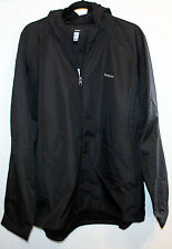 Reebok NHLPA Men's Black Full Zip Hooded Jacket