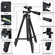 Stretchable Camera Tripod Stand Phone Holder For iPhone Samsung Sony+ Bag UK