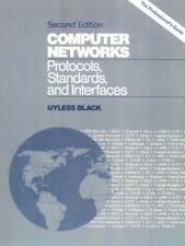 Computer Networks: Protocols, Standards and Interface (2nd Edition) by Black, U