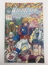 Wildcats Adventures Sourcebook #1 VF 1995 Stock Image