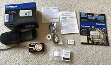 Olympus µ[mju:] 750 Kompaktkamera- weatherproof - mit mehreren Beilagen - in OVP