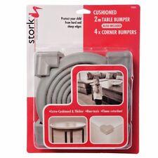 Baby/Child Safety  2m Foam Edging  & 4 corner cushions