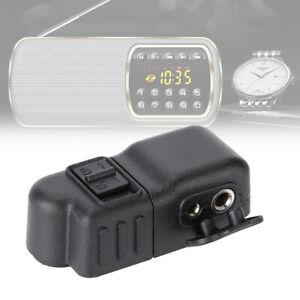 MTP3250 Earpiece Audio Adapter for Motorola DEP550 DP2000 Radio Walkie Talkie