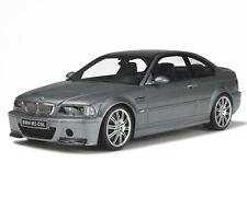 1:18 Otto BMW M3 CSL E46 Otto Mobile OT177B NEU