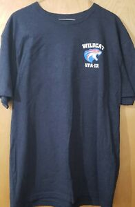 VFA-131 F/A-18E ONE TEAM, ONE FIGHT WILDCAT T-SHIRT - SIZE SMALL