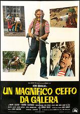 CINEMA-soggettone UN MAGNIFICO CEFFO DA GALERA douglas