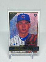 2020 Topps Gallery Adbert Alzolay RC Artist Proof Chicago Cubs #108