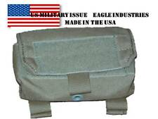 Shotgun 12 Gage Ammo Pouch Shell USMC FSBE Military Eagle Industries Coyote 10 R