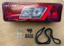FORD TRANSIT PICKUP TIPPER TRUCK MK8 REAR TAIL LIGHT LAMP NEW - RIGHT HAND