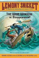 A Series of Unfortunate Events #3: The Wide Window by Lemony Snicket (Paperback / softback, 2007)