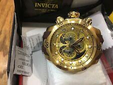 14464 Invicta Reserve 52mm Venom Swiss Chronograph Master Calendar Strap Watch