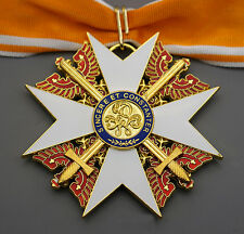German Grand Cross of The Order of The Red Eagle with Swords with ribbon