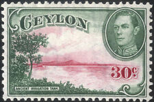 Ceylon (until 1948) Single Stamps