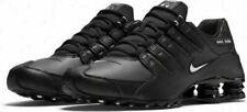 NIB NEW Men's Nike SHOX NZ Running Shoes Reax Torch Sneakers Black White