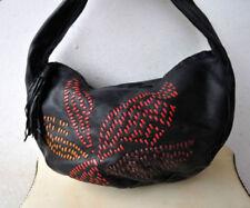 Flower Leather Handbags