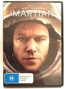 The Martian DVD