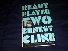 New ListingAutographed Ready Player Two by Ernest Cline Signed Hardcover Book First Edition