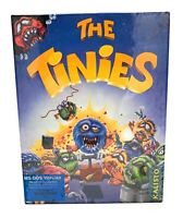 The Tinies MS-DOS Version Game NEW IN PACKAGE Inline Design - Extremely Rare