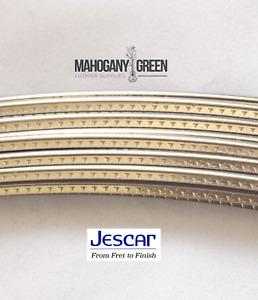 Jescar Stainless Steel Medium Frets/ Guitar Fret Wire 6 feet 43080